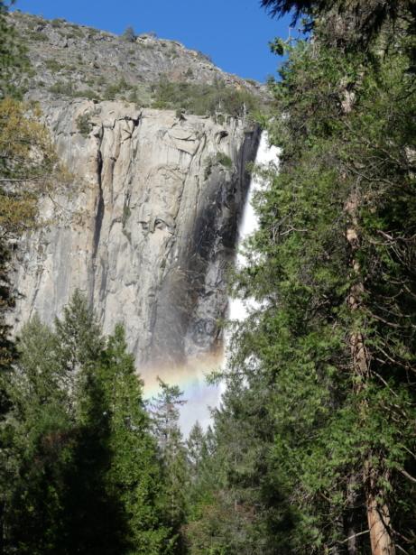 TUI_USA_Amerika_Nationalpark_Yosemit_Wasserfall