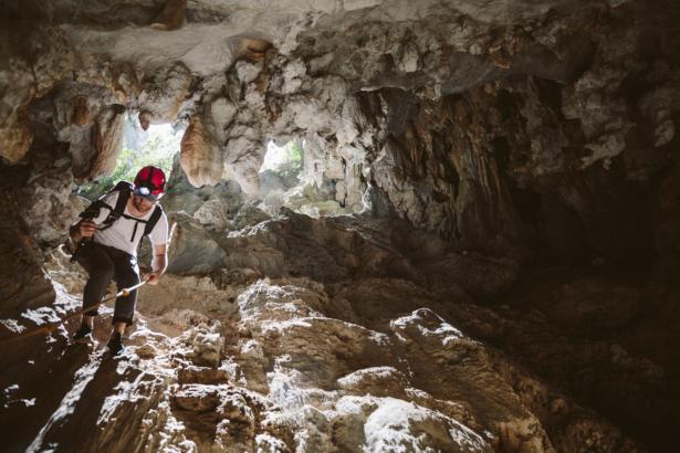 Höhlenerkundung in Viñales
