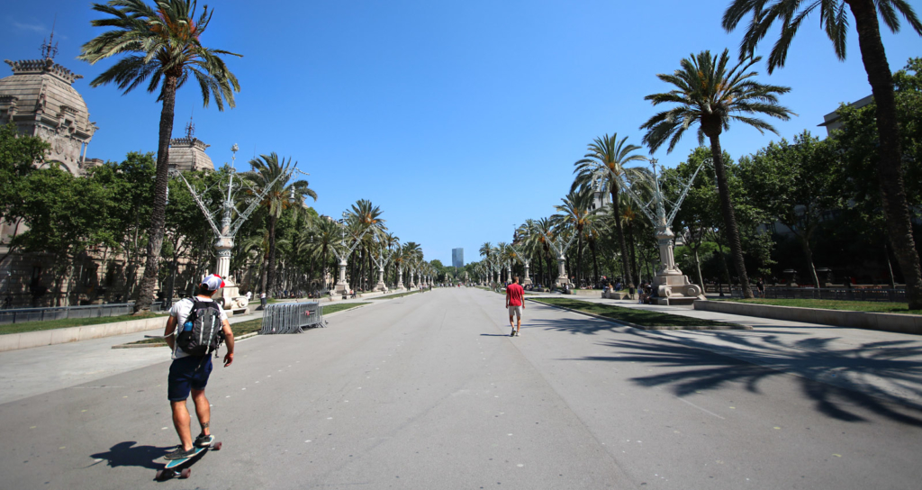 TUI_TUI Blog_Spanien_Barcelona_Straße