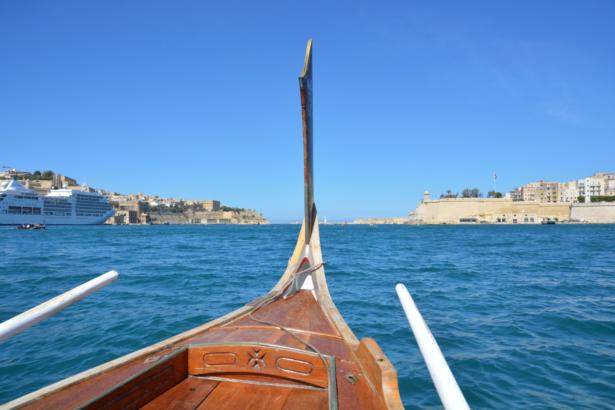 Bootfahrt Vittoriosa Malta 3 Städte TUI Reisen Städtereise Sprachreise Urlaub