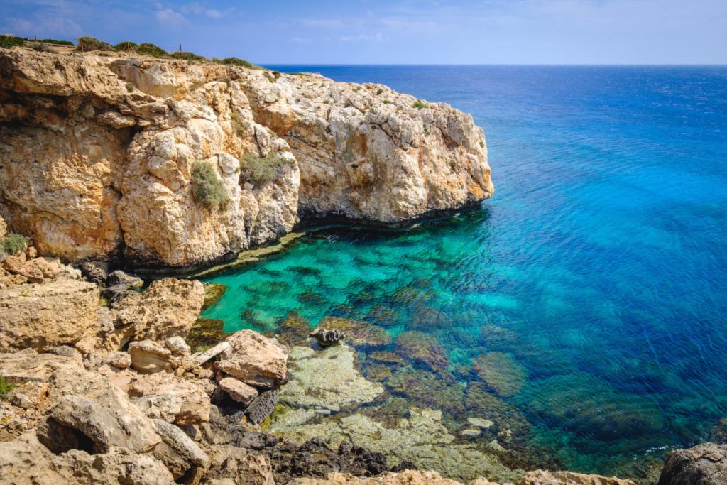 CapeGreco_TUI_Zypern_DSCF1773_Küste_meer_Wasser