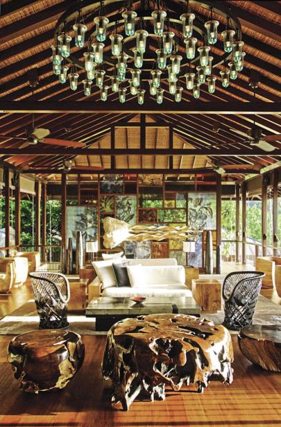 Four Season Resort Seychelles TUI Hotel Blog Fernreise Strand Meer Seychellen Ausblick Hotebild