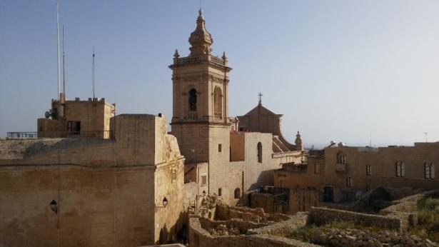 Gozo Malta TUI Städtereise Insel Sprachreise Zidatelle