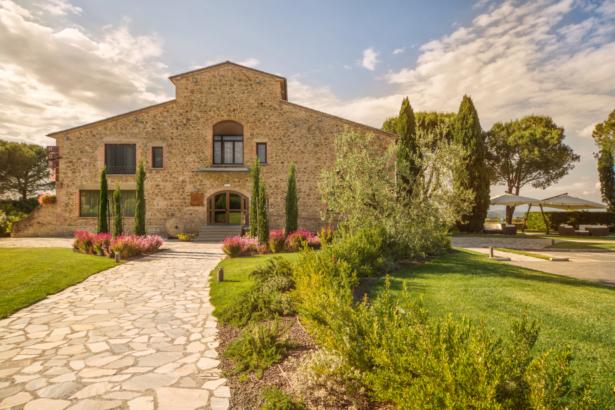 Hotel La Tabaccaia TUI Blog Italien Toskana Reisen Castelfalfi