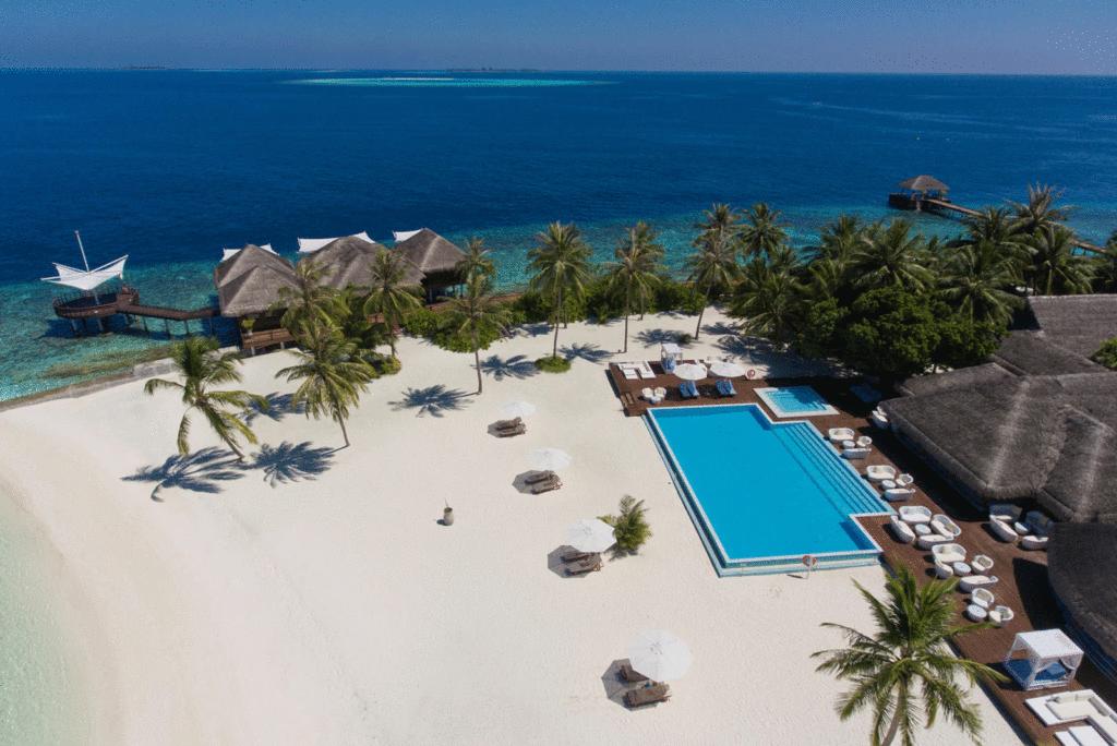 Maafushivaru-Malediven-Hotel-TUI-Blog-Reisen-Fernreise-Meer-Strand-Insel-Bungalow-Overwaterbungalow-Honeymoon-Sandstrand