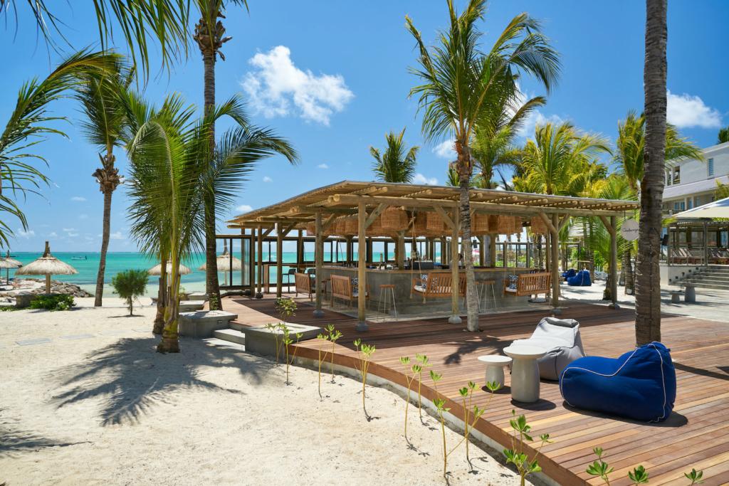 TUI SENSIMAR Lagoon Mauritius_Bar_Strand