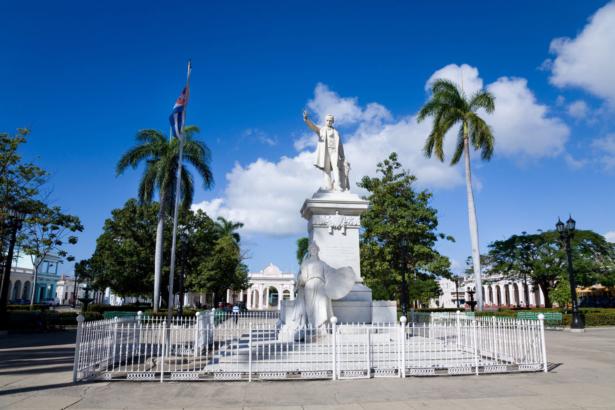 Durch das Herz Kubas_Jose Marti Park, Cienfuegos_Rundreisen