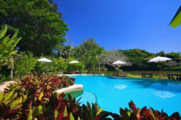 Höhepunkte Thailands_Lampang, Lampang River Lodge01