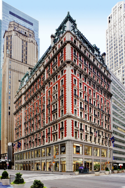 The Knickerbocker Hotel_NewYork_TUI_Blog_Christmasshopping