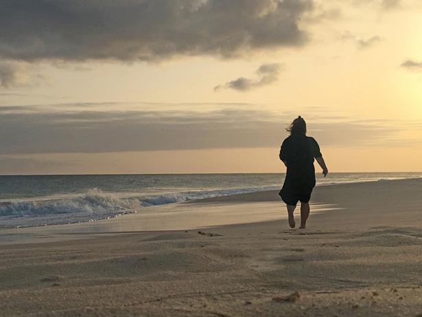 Abends hat man den Strand oft für sich alleine, weiß TUI-Bloggerin Jasmin Kreulitsch.