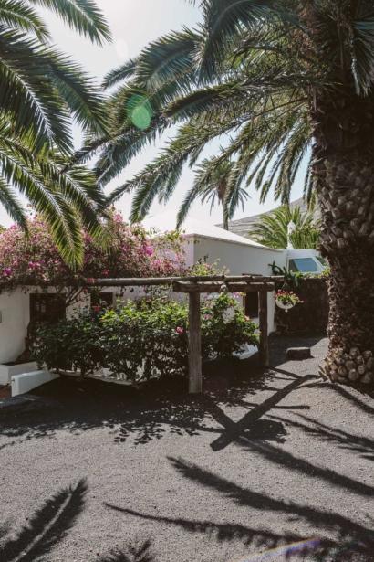 Cesar Manrique Haus Haria