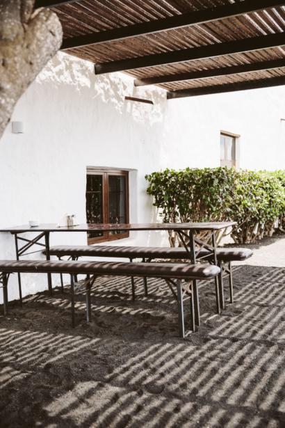 Weinlokal Lanzarote
