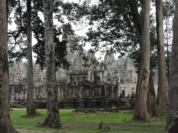 Bayon Tempel 1