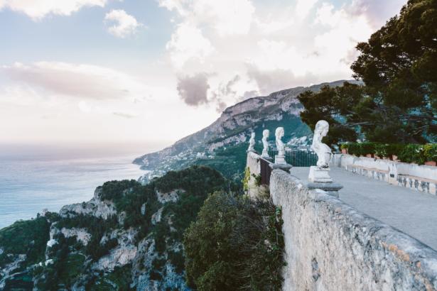 Villa Cimbrone Ravello Amalfi-Küste