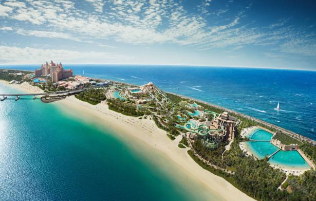 Dubai_Atlantis the Palm_TUI_TUIReiseexperten_Hotel_Übersicht