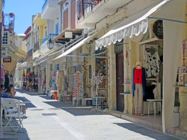 Kreta-Rethymno_Shopping1