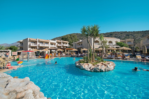 Cactus Royal Kreta Pool