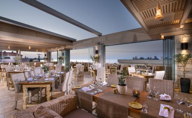 Cactus Royal Kreta Restaurant