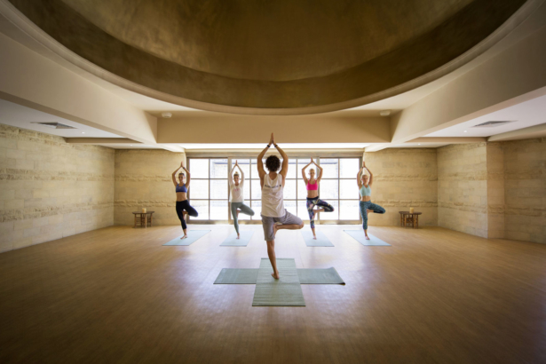 ROBINSON CLUB SOMA BAY_Yoga