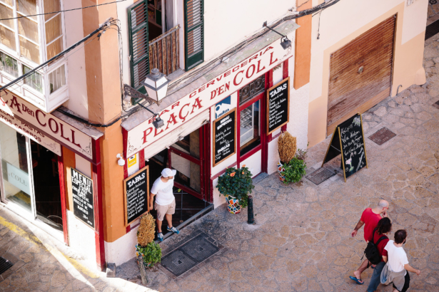 Tapas Bar-Palma