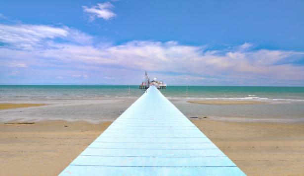 TUI Strand Obere Adria