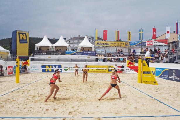 TUI Beach Volleyball Baden Open - Österreich