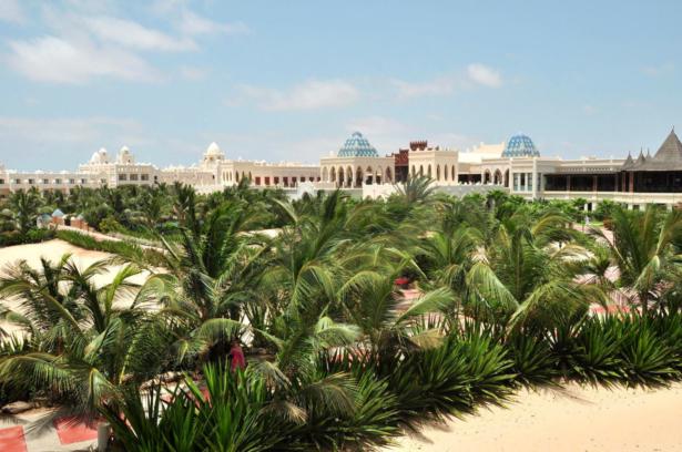Clubhotel RIU Karamboa Boa Vista Außenansicht