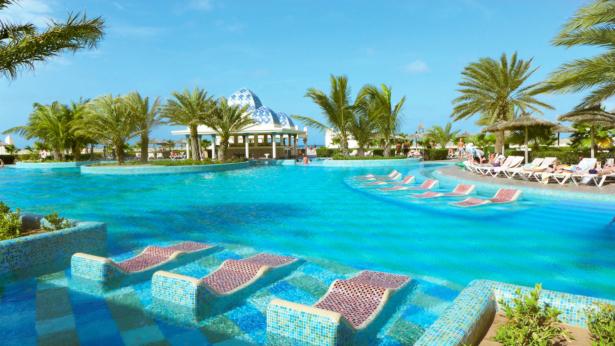 Clubhotel RIU Karamboa Boa Vista Pool
