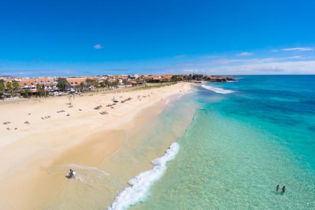 Praia de Santa Maria auf Sal