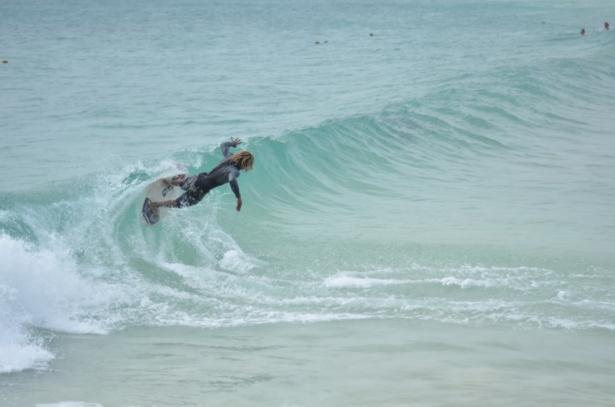 Kapverden Surfen