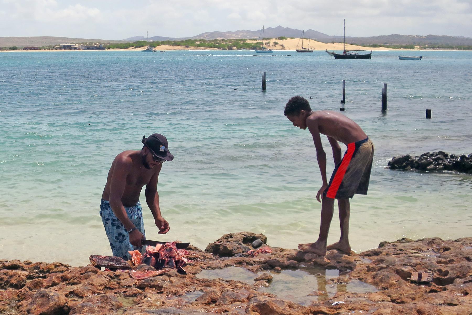 6. Wegen der Fischfang-Traditionen und dem guten Essen
