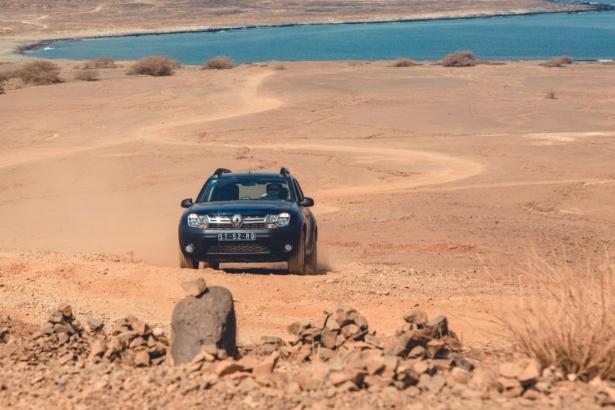 Kapverden Nelly Jeep Wüste
