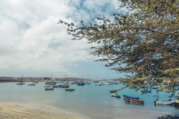 Kapverden Nelly Palmeira Boote
