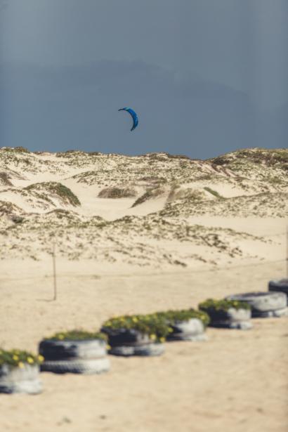 TUI Kapverden Kitesurfer