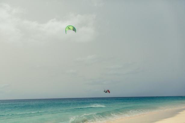 TUI Kapverden Kitesurfen