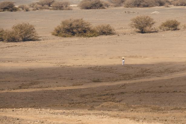 TUI Kapverden Wüste