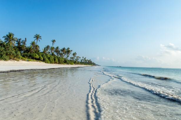 TUI Sansibar Strand