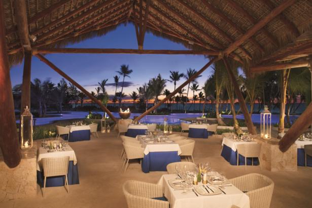 TUI Secrets Cap Cana Resort & Spa Restaurant