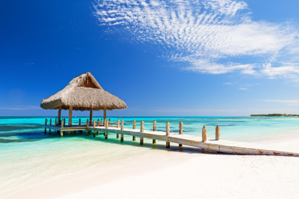 TUI Dominikanische Republik - Strand Steg