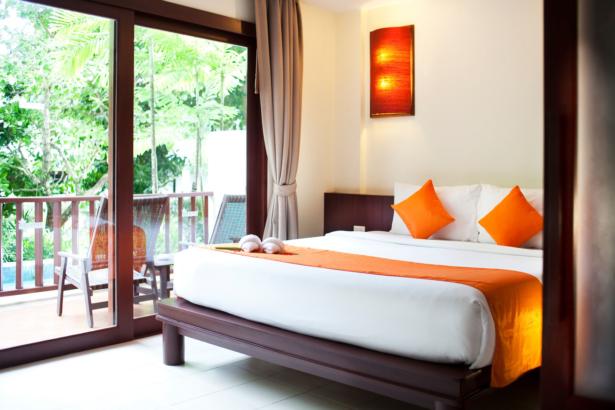 TUI SuneoClub Arinara Bangtao Beach Resort Zimmer