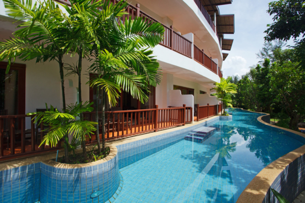 TUI SuneoClub Arinara Bangtao Beach Resort Poolblick