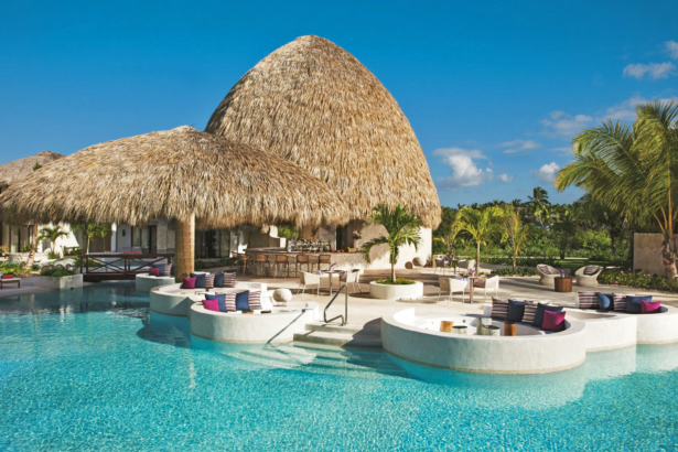 Secrets Cap Cana Resort & Spa Pool