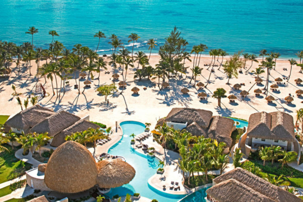 Secrets Cap Cana Resort & Spa Meerblick