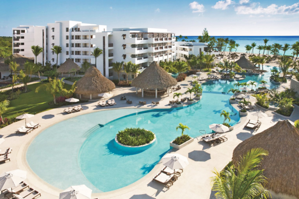 Secrets Cap Cana Resort & Spa Poolbereich