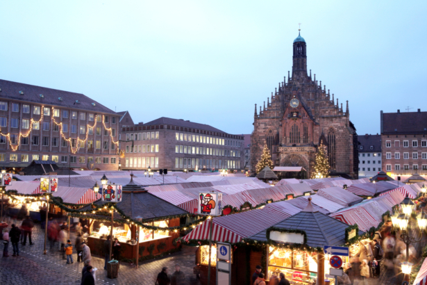 Nürnberger Christkindlesmarkt - Top 6 Weihnachtsmärkte