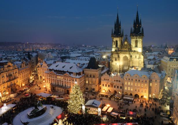 Weihnachtsmarkt Prag - Top 6 Weihnachtsmärkte