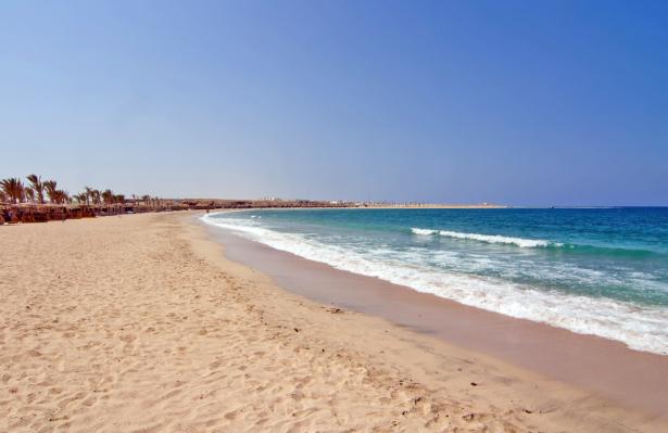 TUI Weihnachtsziel Ägypten Strand