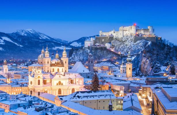 TUI Weihnachtsziel Österreich Salzburg