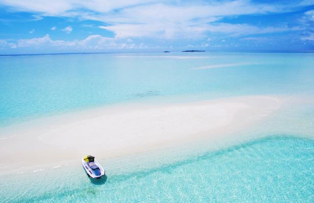 TUI Weihnachtsziel Malediven