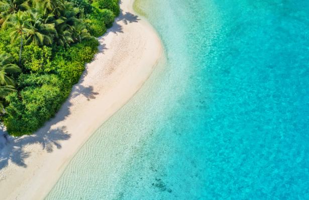 TUI Weihnachtsziel Malediven Strand